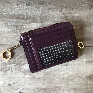 Kate Spade ♠️ Saturday purple wallet